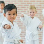 art-martial-enfant